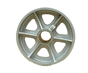 Semi-steel wheels